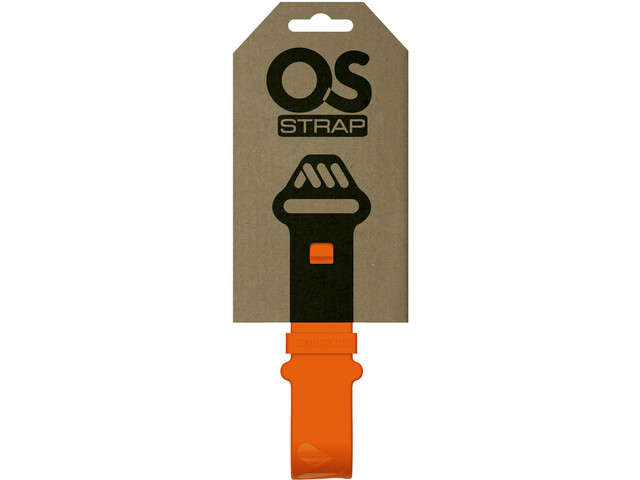 All Mountain Style Silicone OS Strap, pomarańczowy